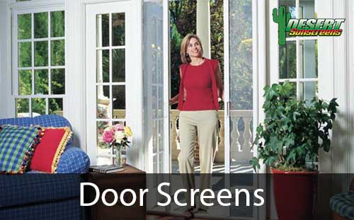 door screens repair and replacement - Phoenix - Scottsdale