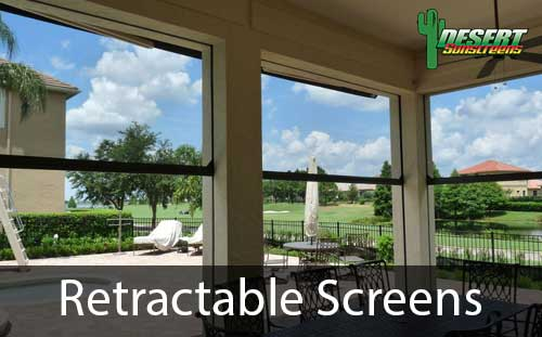 retractable screens - Phoenix - Scottsdale