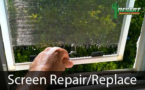 screen repairs and replacement - Phoenix - Scottsdale