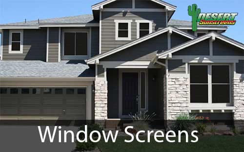 Window screen installation, repair, or replacement in Phoenix