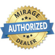 authorized mirage dealer